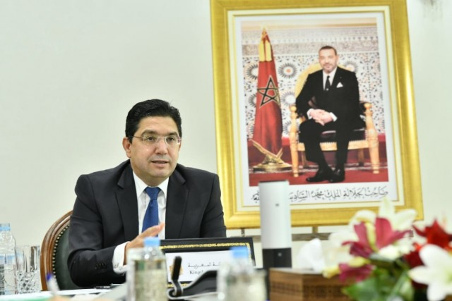 FM: Western Sahara Momentum Remains Priority of Moroccan Diplomacy