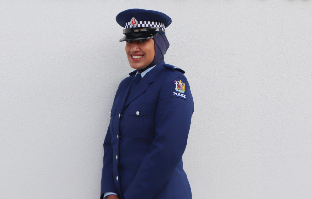 New Zealand's Police Create Hijab Uniform Cap for Muslim Officers