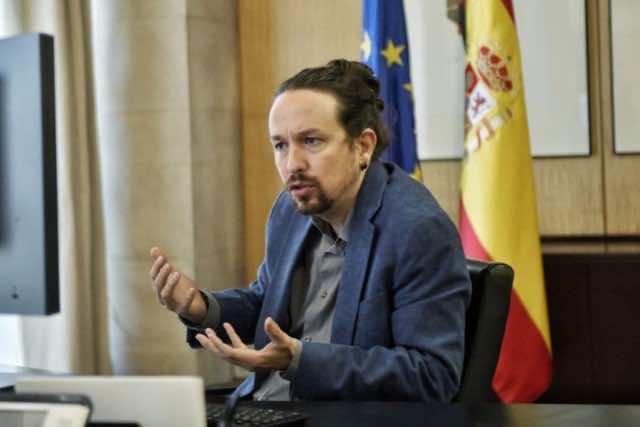 Podemos Calls for Sahara Referendum Anger Spain's Foreign Ministry