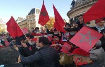 Polisario Supporters Attack Members of Moroccan Diaspora in Paris