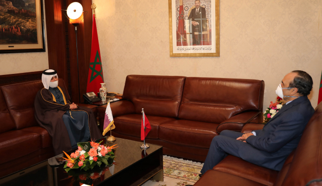 Qatar Reiterates Support for Morocco's Action to Secure Guerguerat