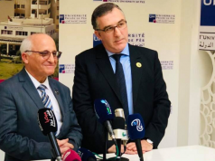 Rachid Yazami, Private University of Fez to Open Center on Batteries