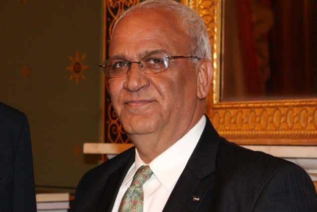 Saeb Erekat Respected Palestinian Peace Negotiator Dies of COVID-19