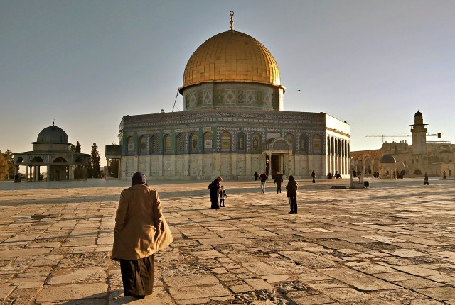 Saudi Lawyer Claims Al Aqsa Mosque Is In Saudi Arabia, Not Jerusalem