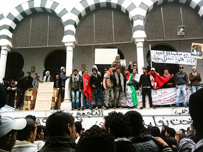 Tunisia: President Vows to End 'Anarchy' Amid National Protests, Strikes