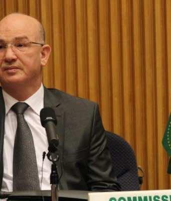 AU's Stance on Western Sahara Dismays Algeria's Smail Chergui