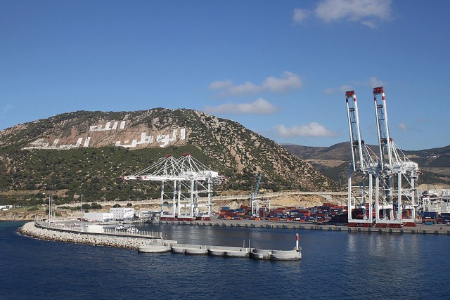 Tanger Med Port Earns 'Ecoports' Label for Environmental Policy