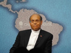 Tunisia's Marzouki Polisario, Algeria Obstruct Maghreb Union Project