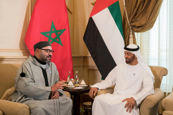 UAE's Unwavering Support for Morocco on Western Sahara Angers Algeria