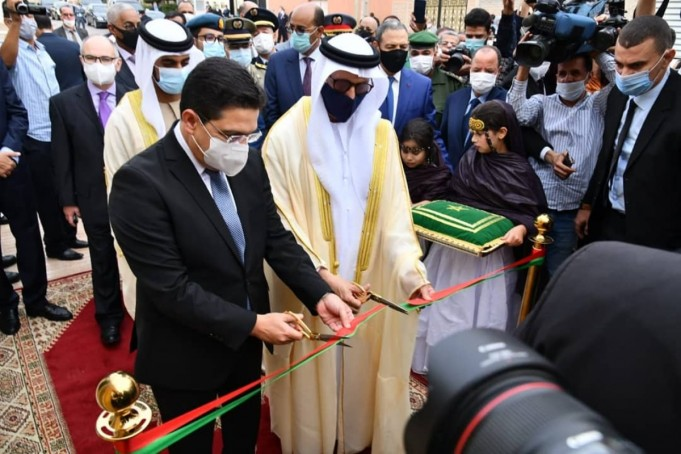UAE Opening of Consulate in Laayoune Reflects Solid Ties with Morocco