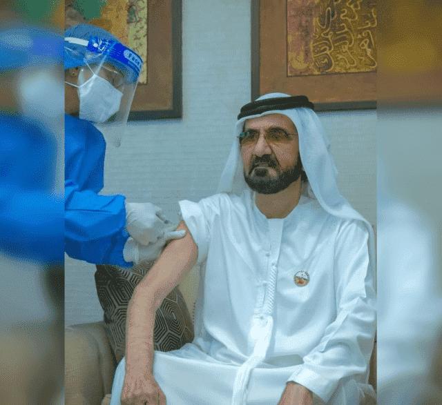 UAE Prime Minister Receives Sinopharm COVID-19 Vaccine
