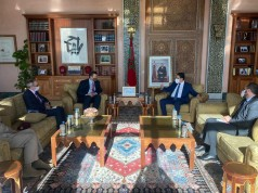 UK Armed Forces Minister Arrives in Morocco for Military Cooperation Talks
