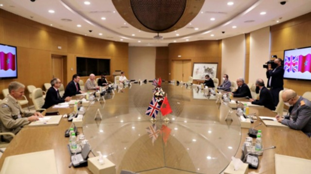 UK, Morocco Aim to Boost Security Cooperation in Mediterranean, Sahel