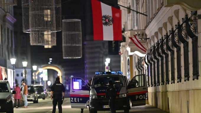 Vienna Terror Attack: 4 Dead, Suspected ISIS Gunmen Still at Large