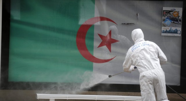 Algeria's 'Fresh Start' Fades Amid COVID-19, Low Referendum Turnout