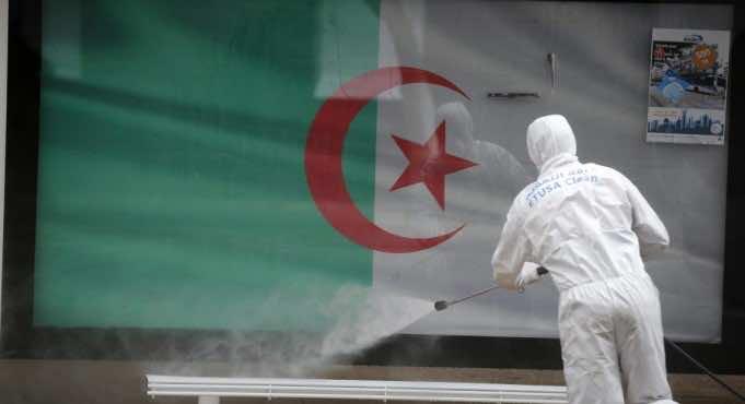 Algeria's 'Fresh Start' Fades Amid COVID-19, Low Referendum Turnout