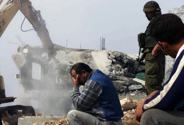 UN: World Opposes Israel Amid Record Demolition, Settlement Approvals