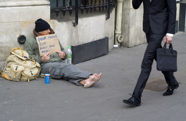 'National Shame': Millions in France Face Poverty, Hunger