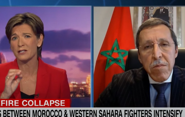 UN Representative Omar Hilale Teaches CNN Western Sahara Facts