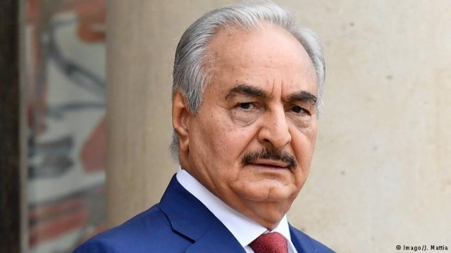 Khalifa Haftar Threatens Peace and 2021 Recovery in Libya