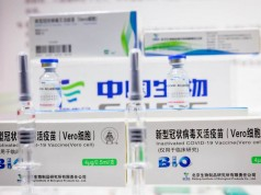 China Approves Sinopharm Vaccine For National Campaign