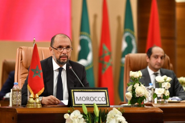 AfCFTA Morocco Calls Intra-African Trade Strategic Pillar of Development