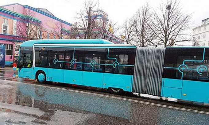 Agadir's 'Amalway Trambus' Project Pending Official Approval