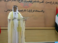 Ambassador: UAE Seeks 'Exemplary, Fulfilling' Relations with Morocco