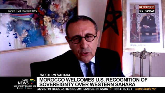 Ambassador US Recognition Illustrates Morocco's Momentum in Sahara