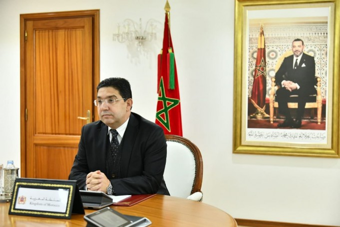 COVID-19 Morocco Urges Global Community to Show Solidarity With Africa