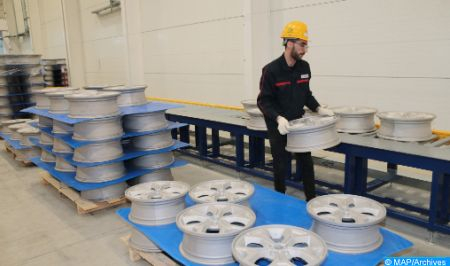 Chinese factory Citic Dicastal sets up its second plant in Kenitra
