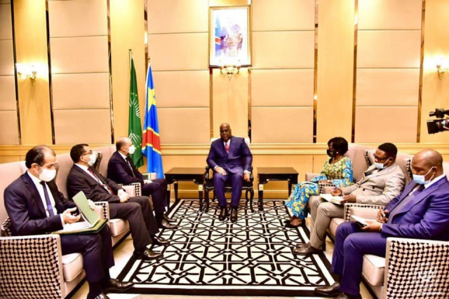 DRC Reaffirms Role as Partner of Morocco in Central Africa