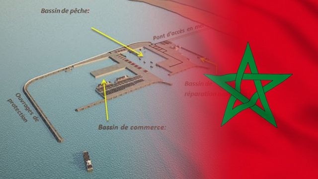 Dakhla Atlantic Port - Morocco Announces Completion of Technical Studies