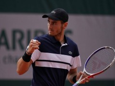 Elliot Benchetrit 'I Want to Win Tennis Olympics With Morocco'