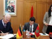 Germany Assists Morocco Development, Economy