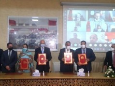 Guelmim-Oued Noun Signs 5 Agreements Promoting Education and Training