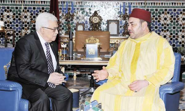 King Mohammed VI: Palestine Will Remain Priority for Morocco
