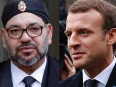 King Mohammed VI Sends COVID-19 Recovery Wishes to Macron