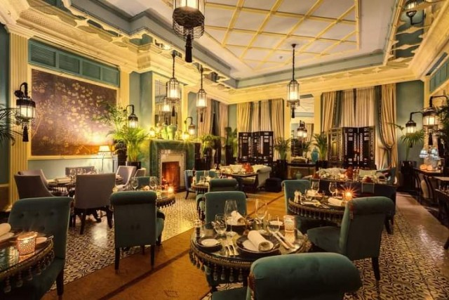 Morocco's Palais Ronsard Wins World's Most Beautiful Restaurant Prize