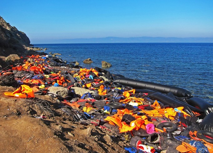 Morocco's Royal Navy Assists 127 Irregular Migrants in the Mediterranean
