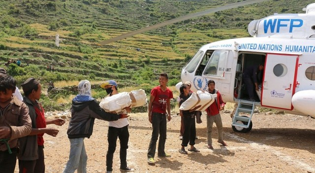 Morocco Joins World Food Programme Executive Board