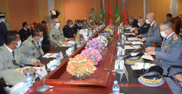 Morocco, Mauritania to Boost Military Cooperation