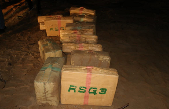 Morocco Seizes 2 Tonnes of Cannabis for International Drug Trafficking