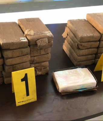 Morocco Seizes 35 Kilograms of Cocaine in Collaboration with US' DEA