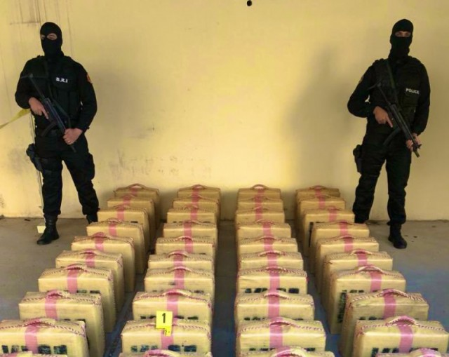 Morocco Thwarts 1 Tonne Cannabis Smuggling Operation Near Fez