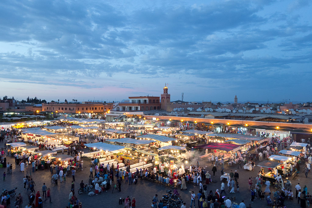 Morocco's Red City: Touristic Places in Marrakech You Must Visit