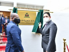 Republic of Haiti Opens Embassy in Morocco