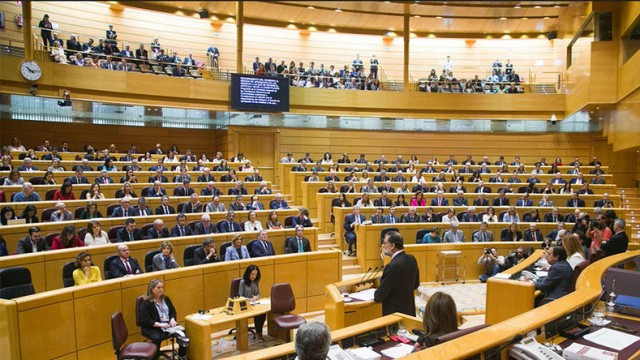 Spanish Senate Approves Spain-Morocco Security Cooperation Agreement