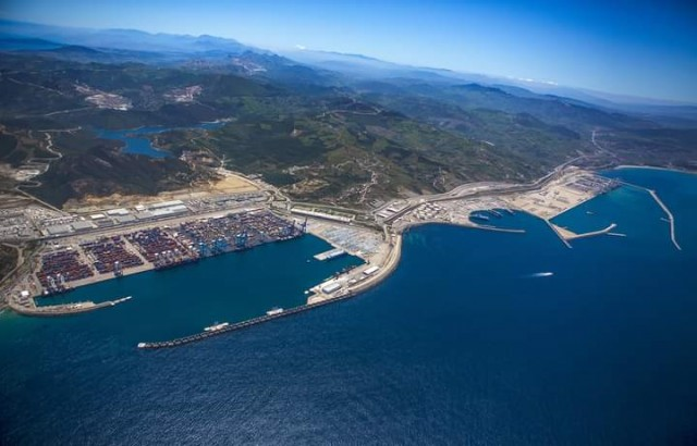 Tangier Med Port to Exceed 5.7 Million Containers by End of 2020