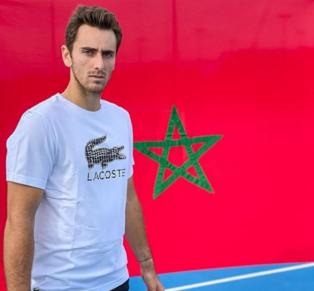 Tennis Player Elliot Benchetrir Decides to Represent Morocco